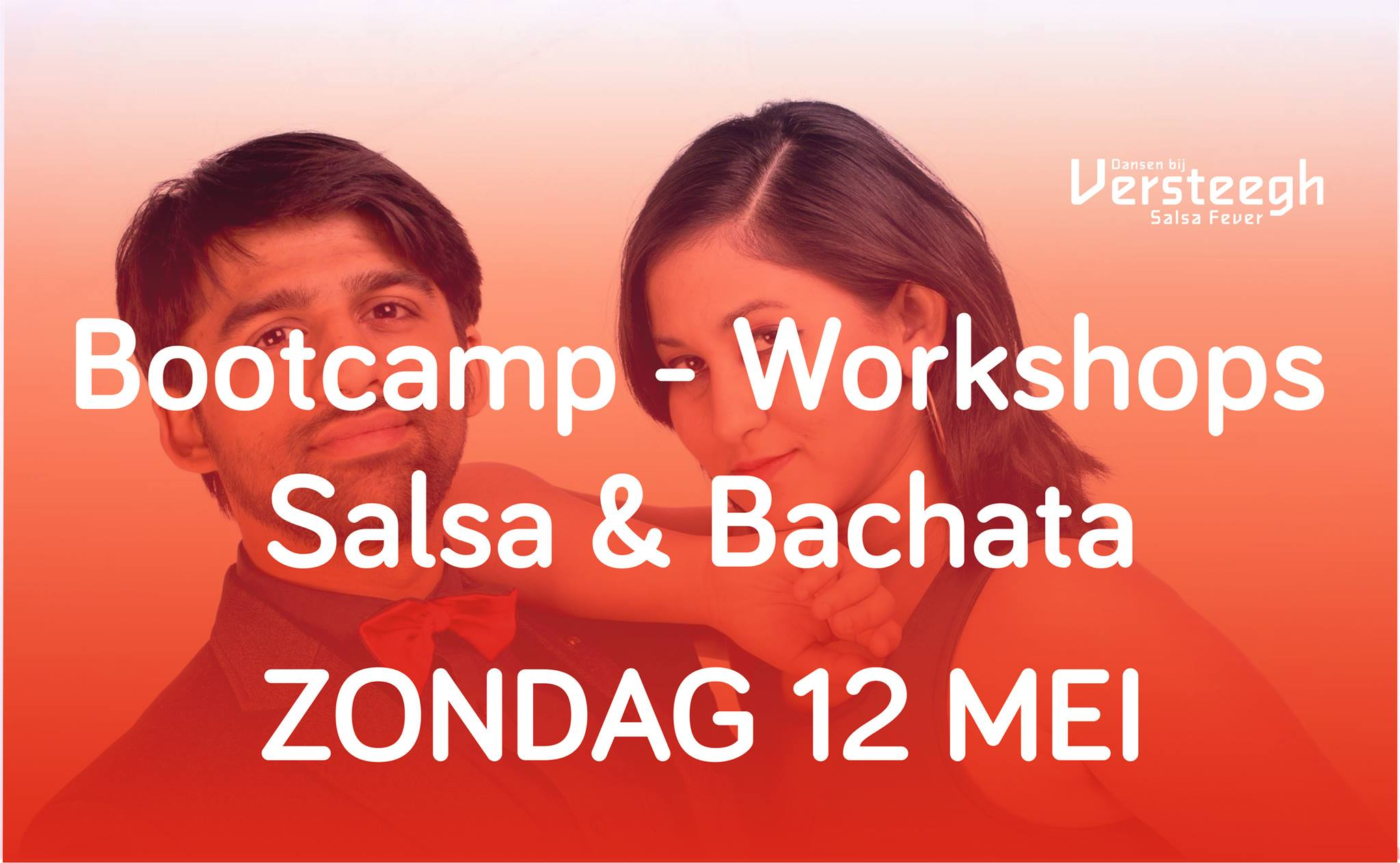 Uitgaansagenda Arnhem: Bootcamp Salsa & Bachata With Bhavin And Soonruta