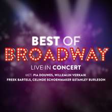 Uitgaansagenda Breda: Best of Broadway